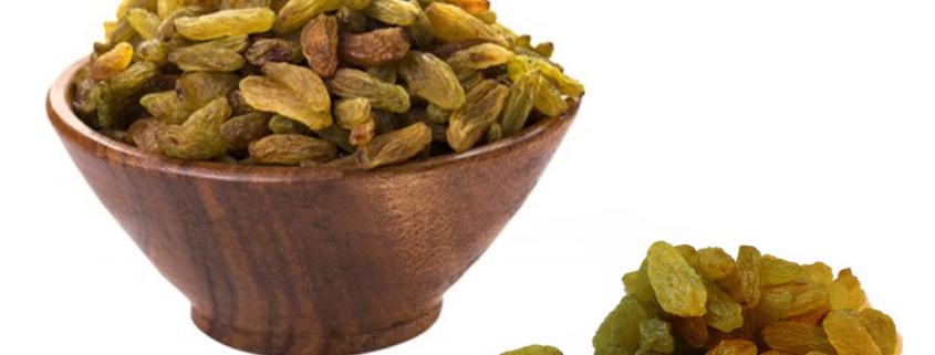 مهمترین خواص کشمش سبز و ارزش غذایی و دارویی آن